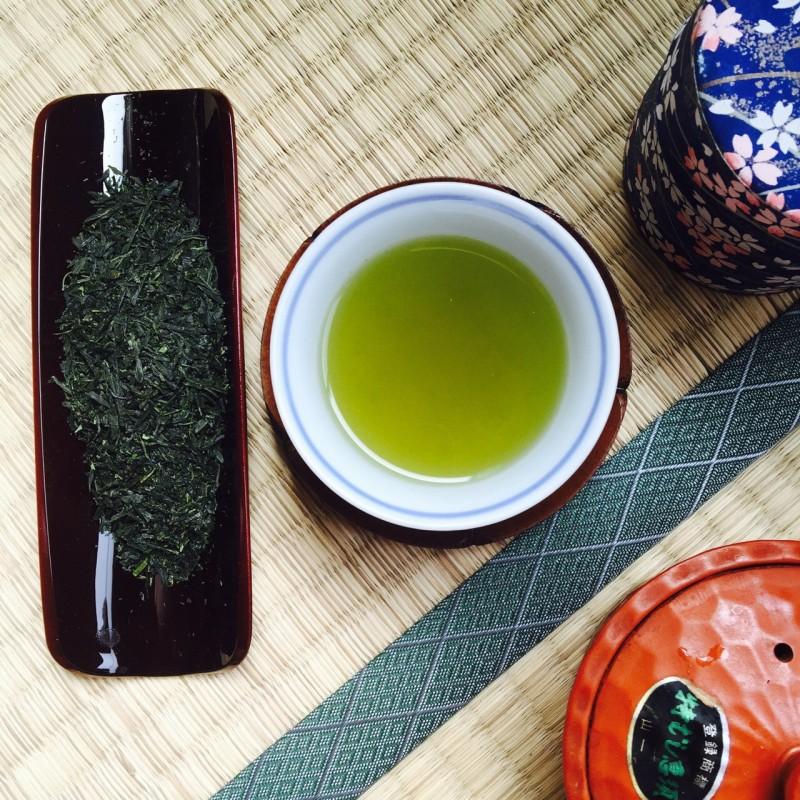 зелёный чай кабусэча