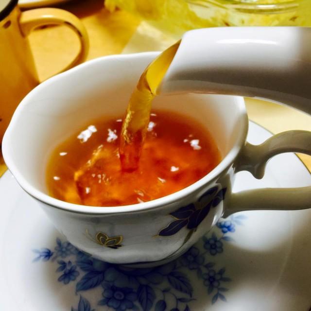юмэкаори элитный сорт чёрного чая
