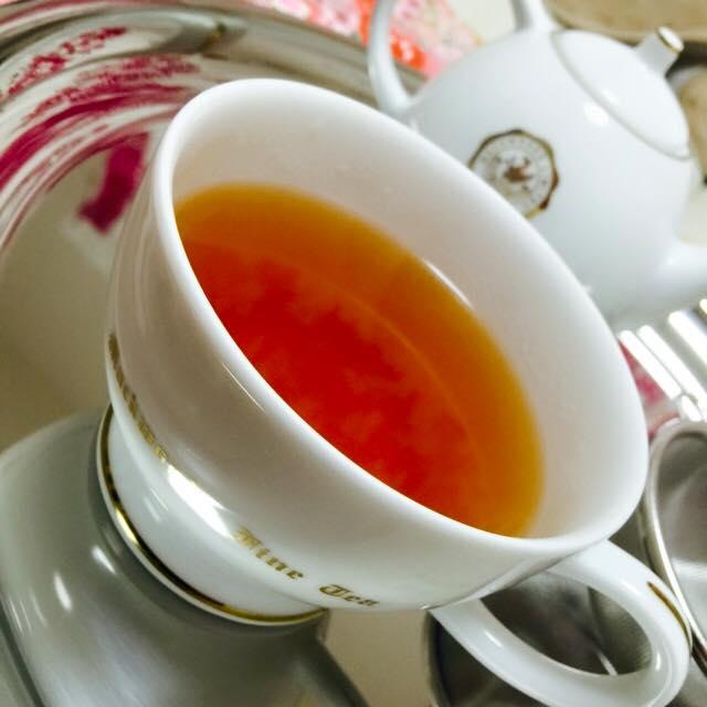 чёрный японский чай