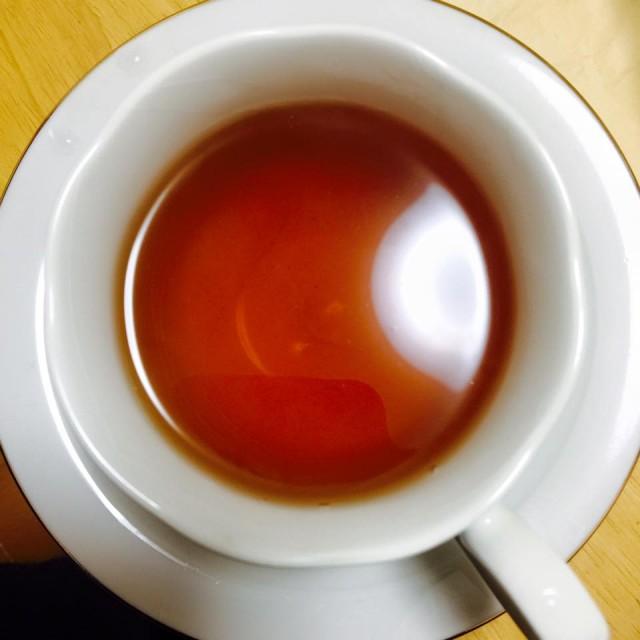 чёрный чай из Японии