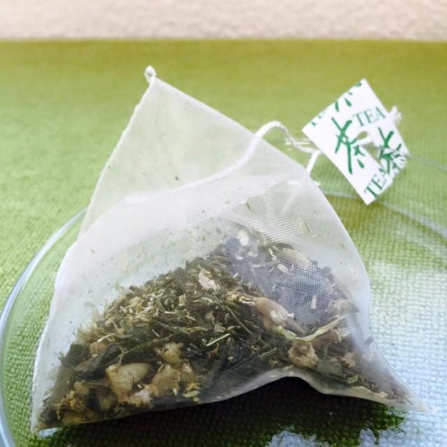 чай банча с ромашкой